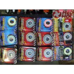 Felnicsík különböző szinekben 7 mm-es vastagságban felszerelő szerszámmal