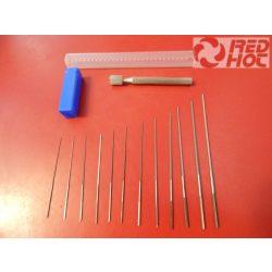 Fúvóka dőrzsár 0.6-1.9mm