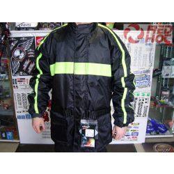 Roleff esőkabát kapucnis (RO 1001) Neon