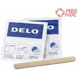 DELO 2 komponensű ragasztó fűtött markolatok rögzítéséhez