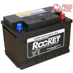 ROCKET 12V 78Ah 660A jobb SMF 57820 akkumulátor