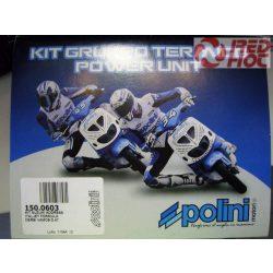 Polini Sport 70ccm-es öntöttvas hengerszett/hengerfejjel (Morini AC)