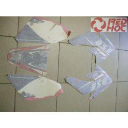 Matrica szett (3M minőségű) BSE CRF70 PIMP