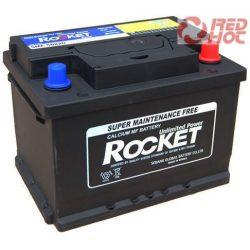 ROCKET 12V 62Ah 540A jobb SMF 56220 akkumulátor