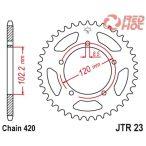 JTR23.47 JT első lánckerék 47 fogas