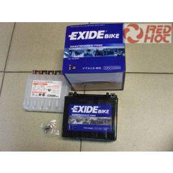 Exide YTX12-BS zárt  Akkumulátor 12V