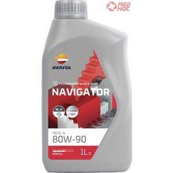 REPSOL Moto Transmissiones 80w-90 1L