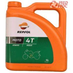 Repsol 10w40 Rider 4T 4L
