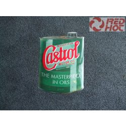 Castrol Motor oli  fém tábla 40cm×30cm XMAS