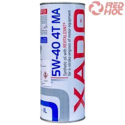 Xado 5W-40 szintetikus motorolaj 4T 1L Fémkerámia képző kompozitot tartalmaz !