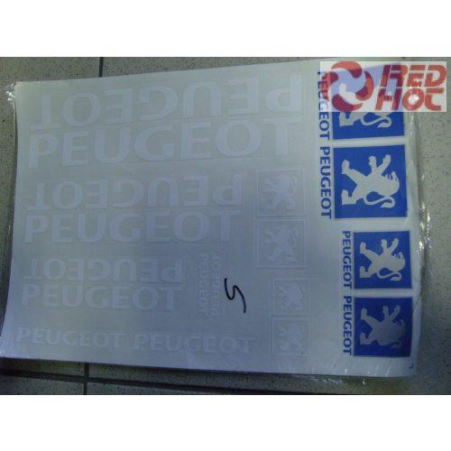 Peugeot Matrica Fehér