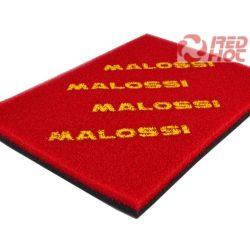 Malossi Double Red Filter légszűrőszivacs (Táblás - duplarétegű - 20x30 cm) M1413963