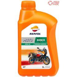 Repsol Rider ásványi motorolaj 20w50 4T 1L
