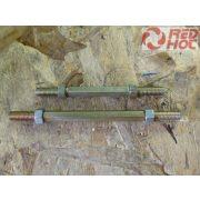 Kormányösszekötő rúd külső menetes 10mm különböző méretben