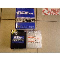 Exide YTX7L-BS zárt akkumulátor 12V