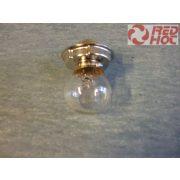 Izzó 6V 15W P26S szoknyás ( fényszóró izzó )