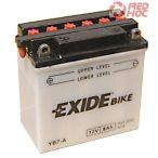 EXIDE EB7-A Akkumulátor 12V