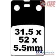 EBC FA 099 kevlár fékbetét