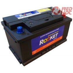 ROCKET 12V 80Ah 730A jobb SMF 58014 akkumulátor