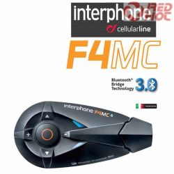 Interphone F4MC Sisakbeszélő