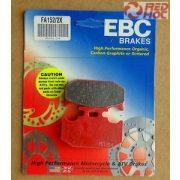 EBC FA 152R szinter fékbetét