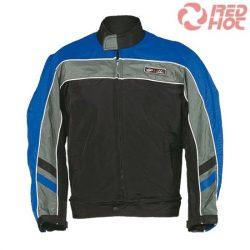 Roleff, RO 486 protektoros motoros kabát kék-szürke-fekete  2017