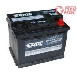 Exide Start-Stop akkumulátor 60Ah