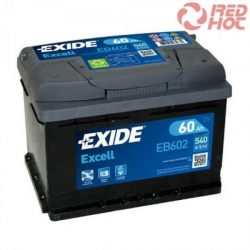 Exide Akkumulátor 60Ah/540A 242*175*175