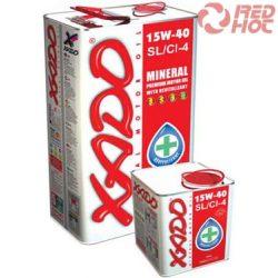 XADO  15W-40 SL/CI-4 1l