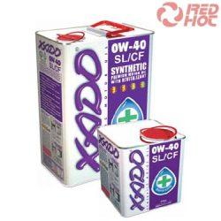XADO  0W-40 SL/CF  4l