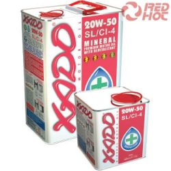 XADO  20W-50 SL/CI-4 City Line  4l