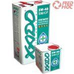 XADO  5W-40 SM/CF 4l