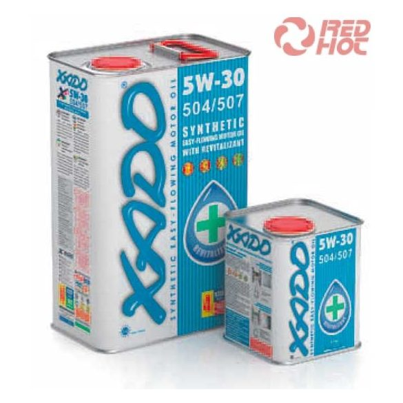 XADO  5W-30 504/507  4l