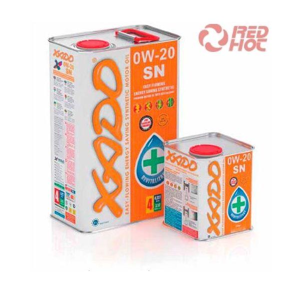 XADO  0W-20 SN 4l
