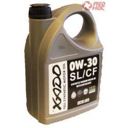 XADO  0W-30 SL/CF  műanyag 4l