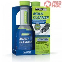 XADO Atomex MultiCleaner Benzines motorokhoz 250ml