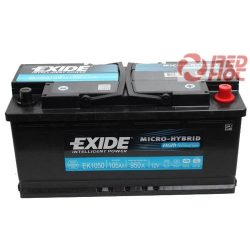 Exide AGM akkumulátor 105Ah