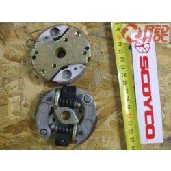 PocketBike kuplung 81mm külső átmérő 11 mm belső 2 pofás