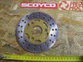 Féktárcsa kerek 3×55 mm 152 mm átmérő univerzális