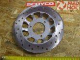 Féktárcsa kerek 3×65 mm 220 mm átmérő univerzális RH