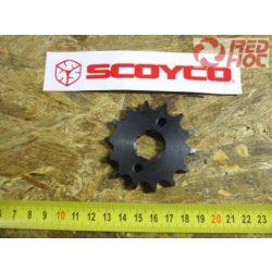 428-as első lánckerék 20mm-es belső átmérővel különböző fogszámmal