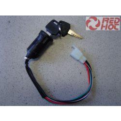 Gyújtáskapcsoló 2 állásos 4 vezetékes