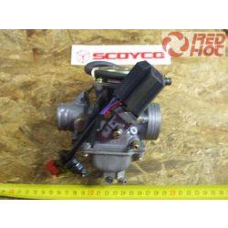 Karburátor automata szivatóval kína GY6 4T robogóhoz 125-150cc RH