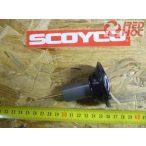 Karburátor membrán 22mm  4T (GY6 125-150ccm)