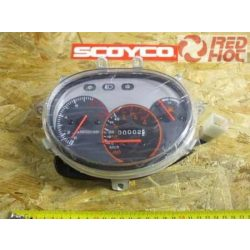 Km óra fordulatszámmérővel robogóhoz (SSG) RH