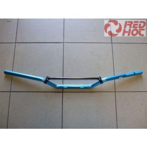 Cross kormány merevítős 82 cm széles 22mm átmérő kék színben