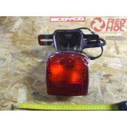 Hátsó lámpa komplett (SGN) rendszámtáblatartóval féklámpával RH