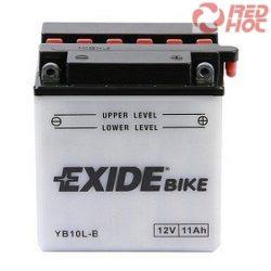 Exide YB10L-B Akkumulátor 12V