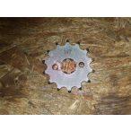 428-as első lánckerék 17mm belső átmérő különböző fogszámmal