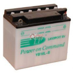 Landport YB16L-B Akkumulátor 12V